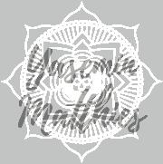 Logo Yasemin Matthies auf Lotus Transparent